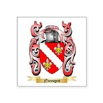 Nussgen Square Sticker 3