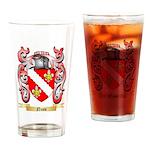 Nuss Drinking Glass