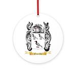 Nuschke Round Ornament