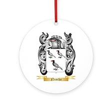 Nuscha Round Ornament