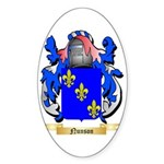 Nunson Sticker (Oval)