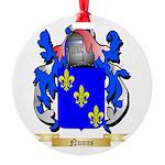 Nunns Round Ornament
