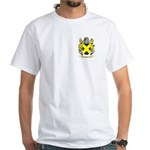 Nunley White T-Shirt