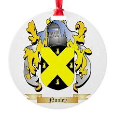 Nunley Ornament