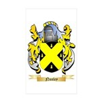 Nunley Sticker (Rectangle 50 pk)