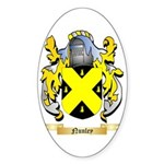 Nunley Sticker (Oval 50 pk)