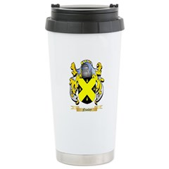 Nunley Stainless Steel Travel Mug