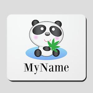 Panda (p) Mousepad