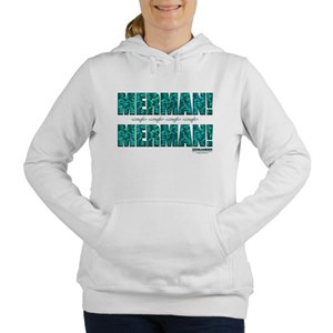 Good Looking Women's Hooded Sweatshirt