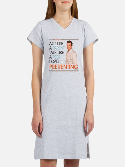 Modern Family Peerenting Women's Nightshirt