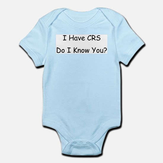 I Have CRS Body Suit
