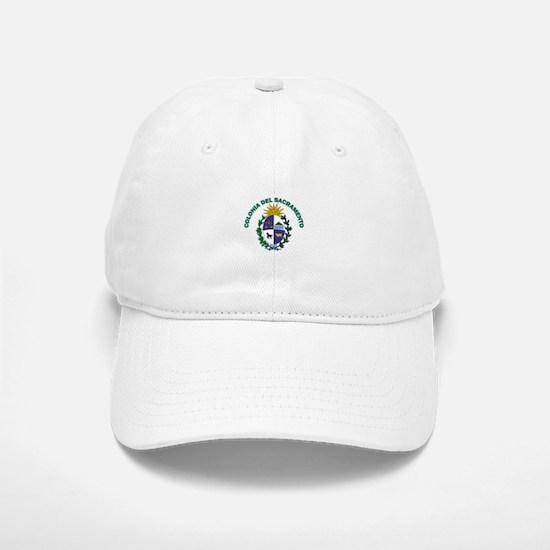 Colonia del Sacramento, Urugu Baseball Baseball Cap