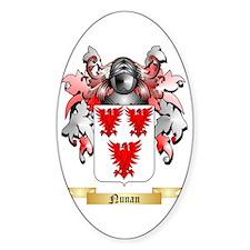 Nunan Sticker (Oval)