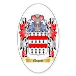 Nugent Sticker (Oval 10 pk)