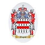 Nugent Oval Ornament