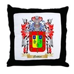 Nudler Throw Pillow
