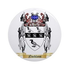 Nucklaus Round Ornament