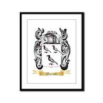 Nuciotti Framed Panel Print