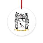 Nuciotti Round Ornament