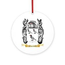 Nuccitelli Round Ornament