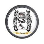 Nozzoli Wall Clock