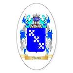 Noyes Sticker (Oval 10 pk)