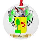 Noyer Round Ornament