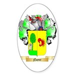 Noyer Sticker (Oval)