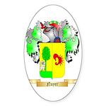 Noyer Sticker (Oval 10 pk)