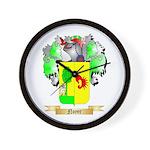 Noyer Wall Clock