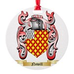 Nowill Round Ornament