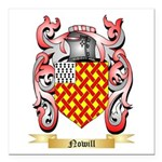 Nowill Square Car Magnet 3