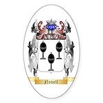 Nowell Sticker (Oval)