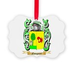 Nouguier Picture Ornament