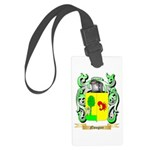 Nougier Large Luggage Tag