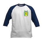 Nouger Kids Baseball Jersey
