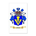 Notts 20x12 Wall Decal