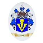 Notts Oval Ornament