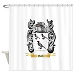 Notti Shower Curtain