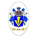 Nott Sticker (Oval 50 pk)