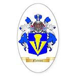 Notson Sticker (Oval 10 pk)