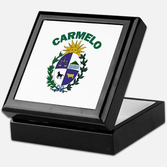 Carmelo, Uruguay Keepsake Box