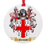 Norwood Round Ornament