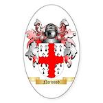Norwood Sticker (Oval 50 pk)
