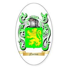 Norton Sticker (Oval)