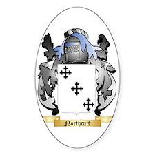Northcutt Sticker (Oval)