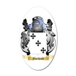 Northcutt 35x21 Oval Wall Decal