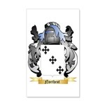 Northcut 35x21 Wall Decal