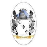 Northcott Sticker (Oval 50 pk)