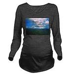 Spirituality, a Beli Long Sleeve Maternity T-Shirt